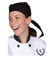 Custom Traditional Chef�s Skull Cap