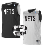 Team NBA Brooklyn Nets Adult Reversible Jersey