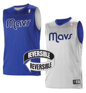 Team NBA Dallas Mavericks Adult Reversible Jersey