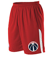 Custom Team NBA Washington Wizards Youth Shorts