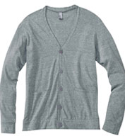 Bella +  Canvas Unisex Triblend Cardigan