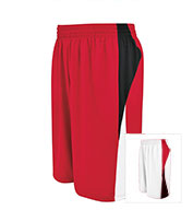 Custom Youth Campus Reversible Game Short