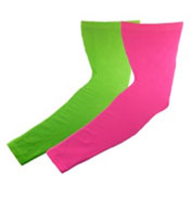 Custom Neon Glide Compression Arm Sleeves