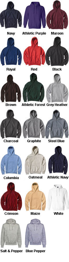 Pro-Weave® Super Heavy Weight Hooded Sweatshirt - All Colors