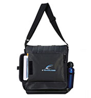 Custom Gemline Impact Vertical Computer Messenger Bag
