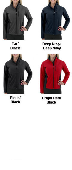 Storm Creek Ladies Waterproof/Breathable Soft Shell Jacket - All Colors