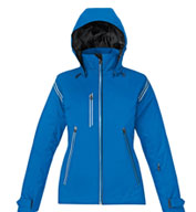 Custom Womens Waterproof Insulated Jacket