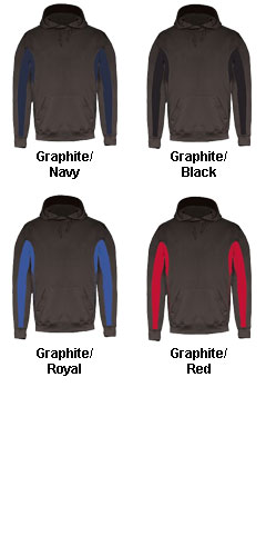 Badger Youth Drive Fleece Hoodie  - All Colors