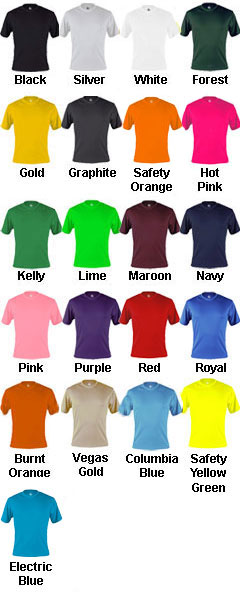 Badger C2 Youth Performance Tee - All Colors