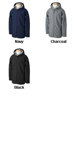 Mens Soft Shell Hooded Jacket - All Colors