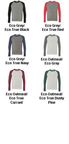 Alternative Apparel Champ Colorblock Crewneck Sweatshirt - All Colors