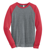 Alternative Apparel Champ Colorblock Crewneck Sweatshirt