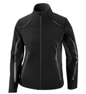 North End Ladies Pursuit Soft Shell Jacket