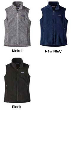 Ladies Synchilla® Vest by Patagonia - All Colors