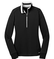 Nike Golf Ladies Dri-FIT 1/2 Zip Cover-Up