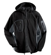 Mens Tall Waterproof Soft Shell Jacket