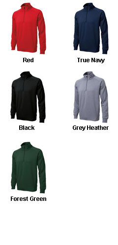 Mens Tall Tech Fleece 1/4-Zip Pullover - All Colors
