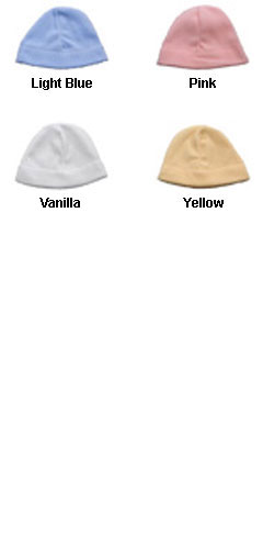 Fleece Baby Beanie - All Colors