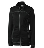 Custom Ladies Helsa Full Zip Poly Fleece
