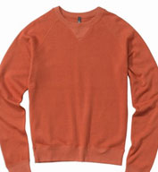 Custom Pro-Weave® Vintage Crewneck Sweatshirt by MV Sport Mens