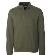 Mens Forest Park Half Zip