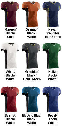 Youth Roll Out Football Jersey - All Colors