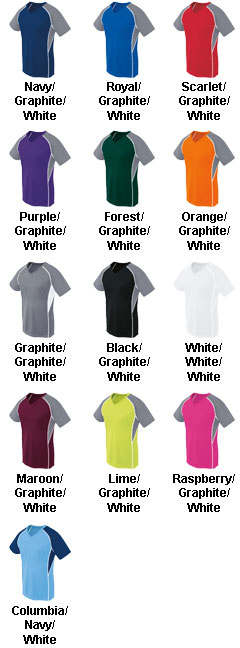 Womens Short Sleeve Evolution Jersey - All Colors
