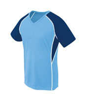 Girls Short Sleeve Evolution Jersey