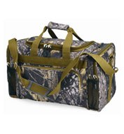 Custom Mossy Oak Duffle Bag