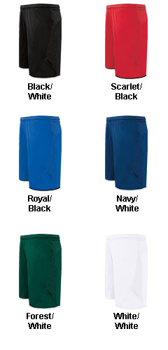 Youth Club Ventilated Short - All Colors
