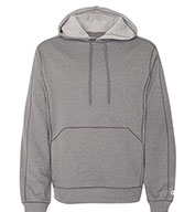Champion 5.4 oz. Performance Colorblock Pullover Hooded Fleece