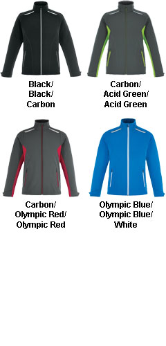 Mens Excursion Soft Shell Jacket - All Colors
