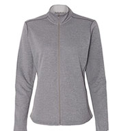 Custom Champion Ladies 5.4 oz Performance Colorblock Full-Zip Jacket