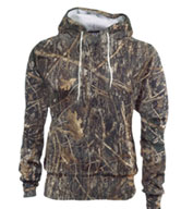 USA Performance Camo Sweatshirt