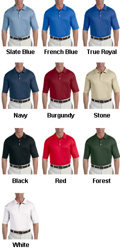 Mens Pima-Tech™ Jet Pique Polo - All Colors