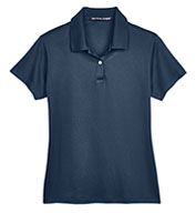 Custom Ladies Pima-Tech� Jet Pique Polo
