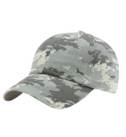 Custom Relaxed Camo Cap