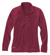 Ladies Ping Nineteenth Quarter-Zip Pullover