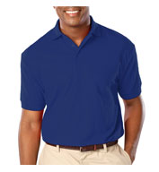 Custom Mens Stain Release Wicking Polo Mens