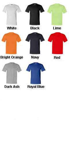 Bayside USA Union Made Unisex Tee - All Colors