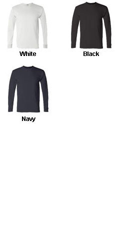 Union Made Long Sleeve Tee - All Colors