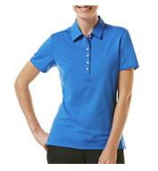 Callaway Ladies Chev Stretch Ventilated Polo