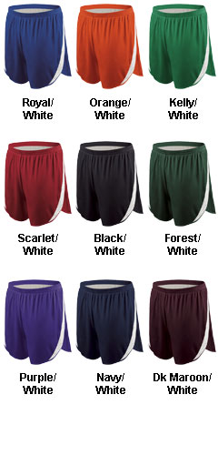 Holloway Adult Lead Short - All Colors