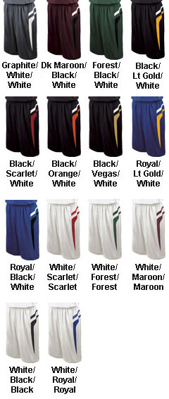 Holloway Adult Prodigy Short - All Colors