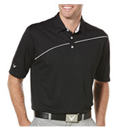 Callaway Adult Piped Performance Polo