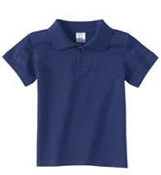 Toddler Jersey Polo