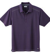 Custom Mens Dunlay Short Sleeve Polo Mens