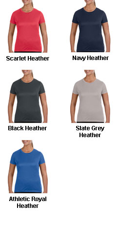 Champion Vapor® Ladies 4 oz. T-Shirt - All Colors