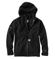 Custom Carhartt Force Equator Rain Jacket Mens