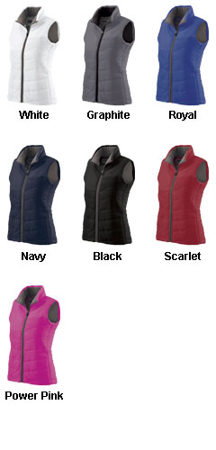 Ladies Admire Vest from Holloway USA - All Colors